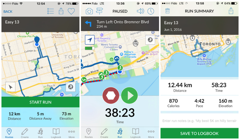 Ranking the Best Running Apps of 2020