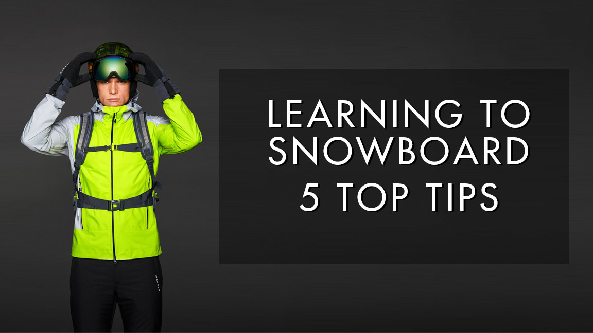 top snowboarding tips for beginners
