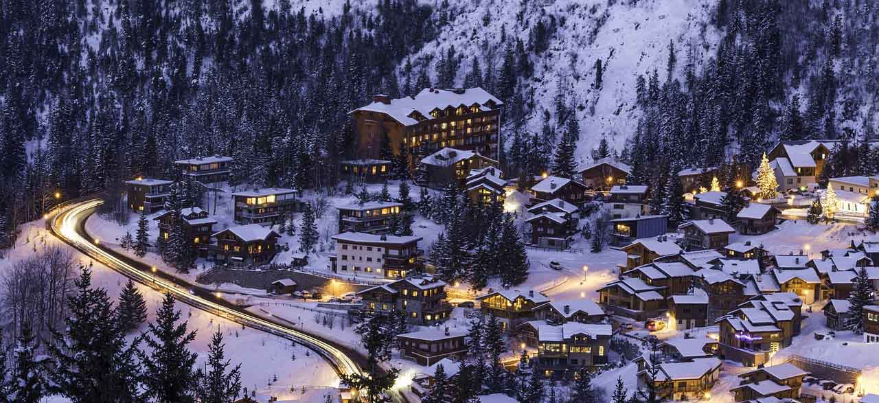 best ski resorts for Christmas