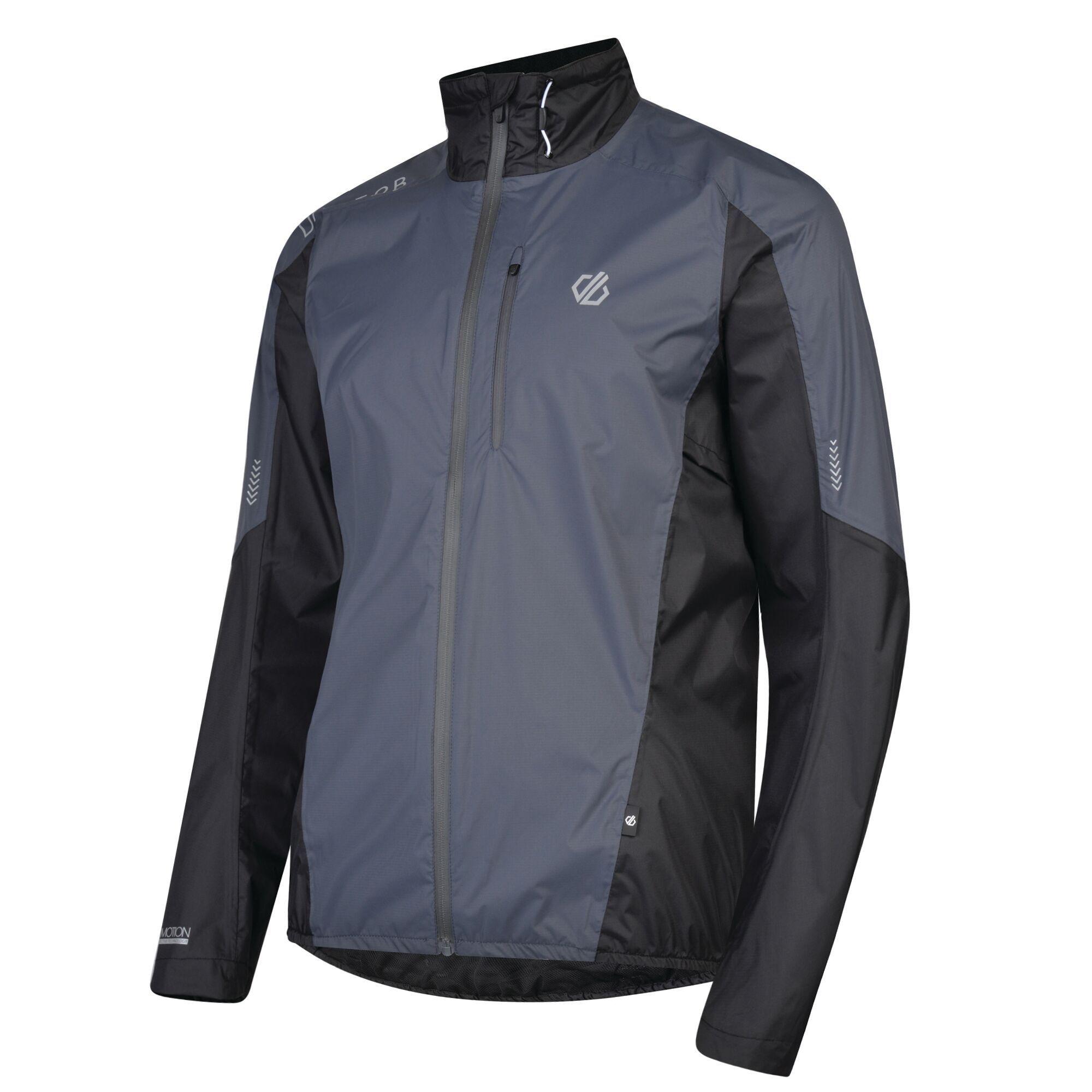 Reflective cycling jackets