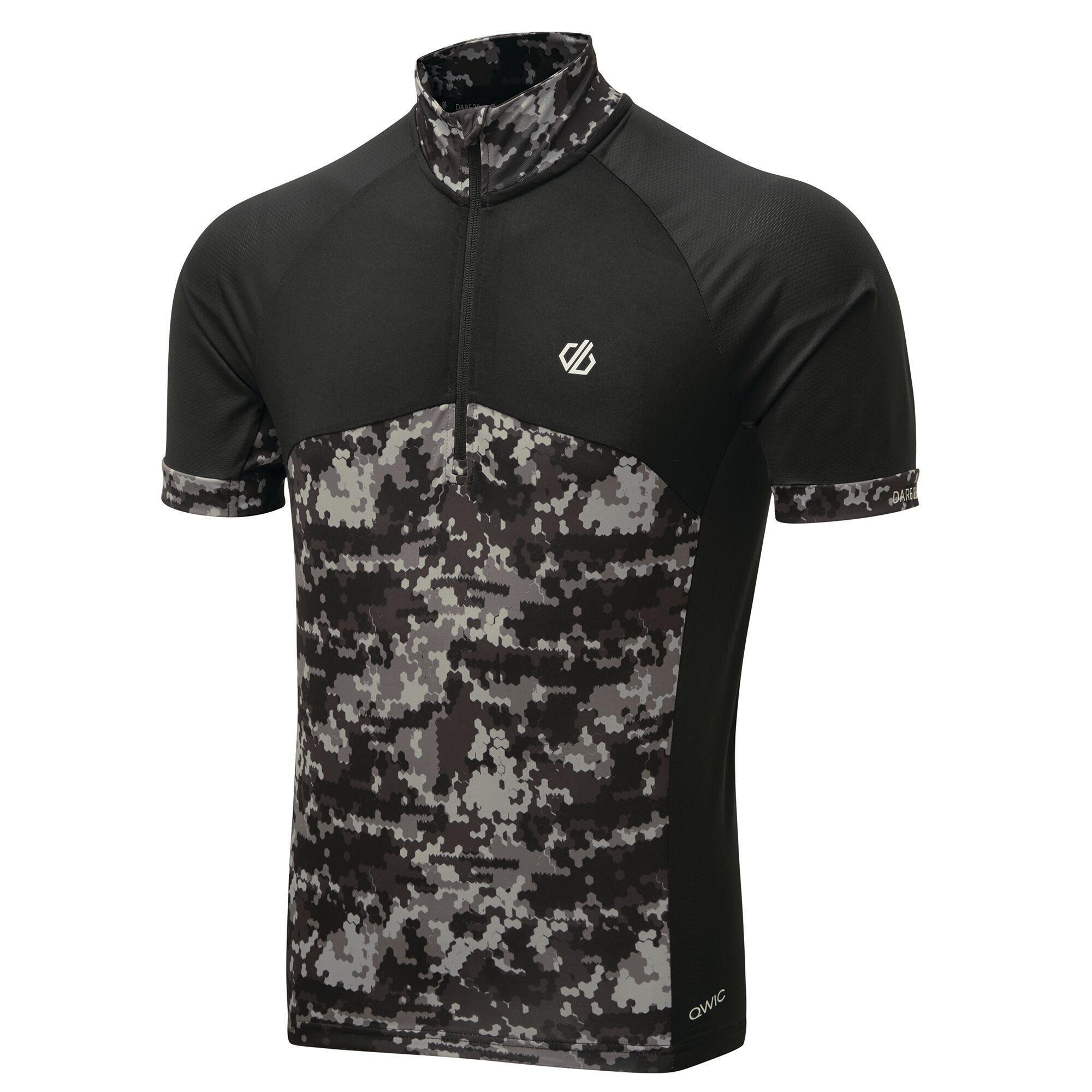 Reflective cycling tops